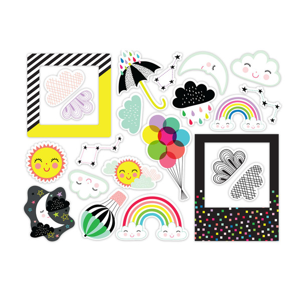 Die-Cuts | Over the Rainbow