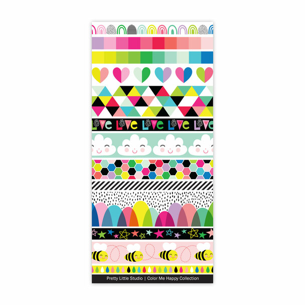 Vellum Washi | Pop Blocks