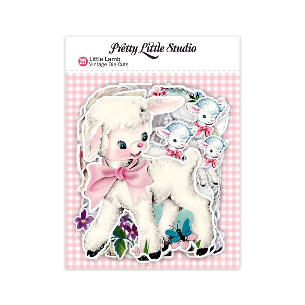 Die-cuts   Little Lamb (pack)   Large