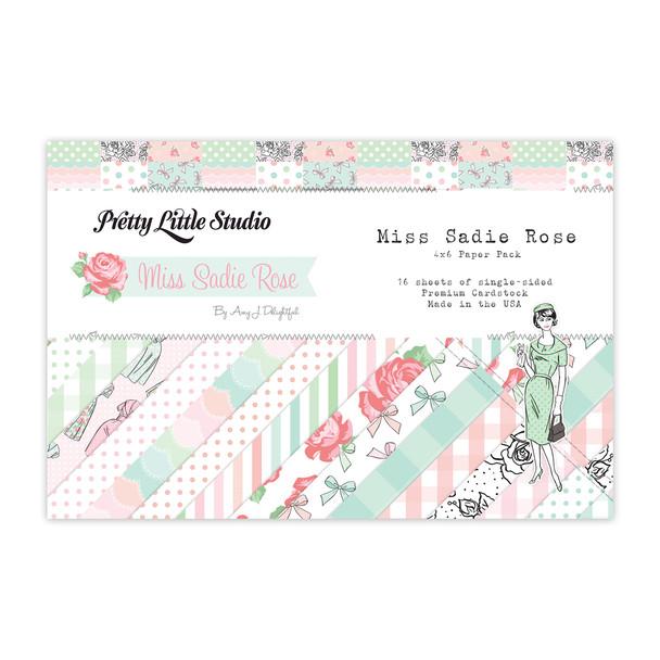 Paper Pack | Miss Sadie Rose 4x6