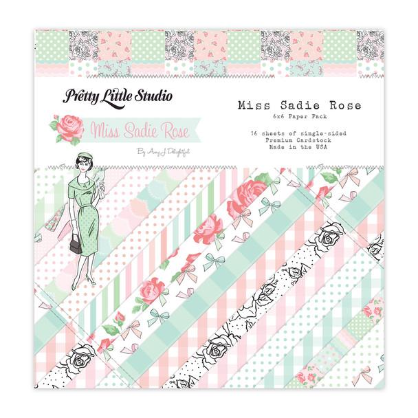 Paper Pack | Miss Sadie Rose 6x6