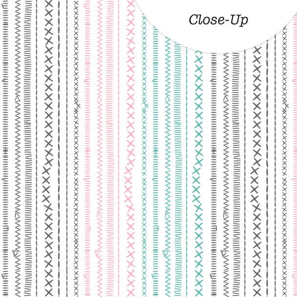 Paper | In Stitches 8x8
