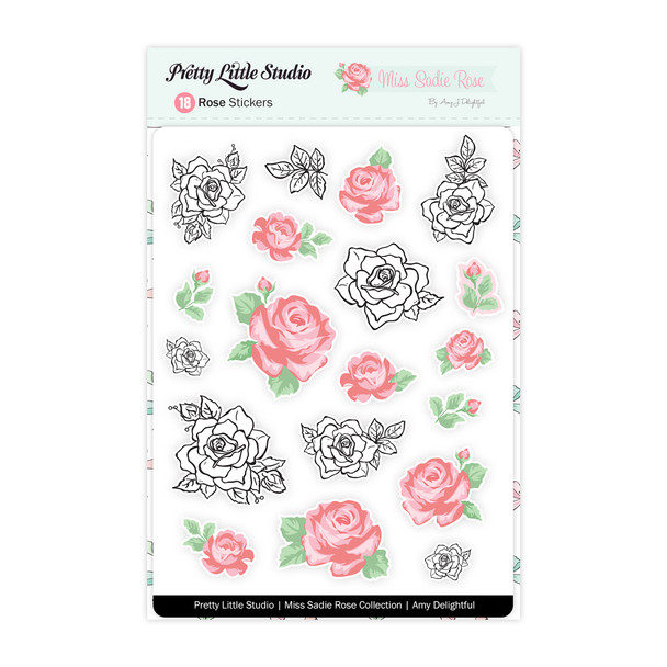 Stickers | Rose