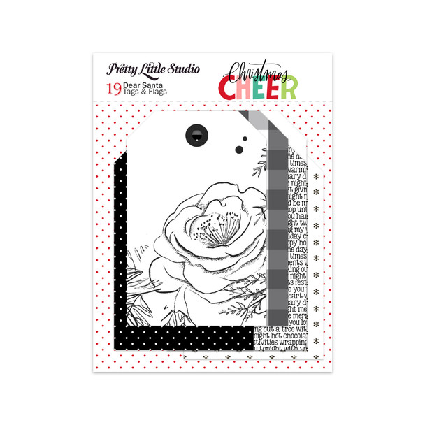 Die-Cuts | Dear Santa Tags & Flags