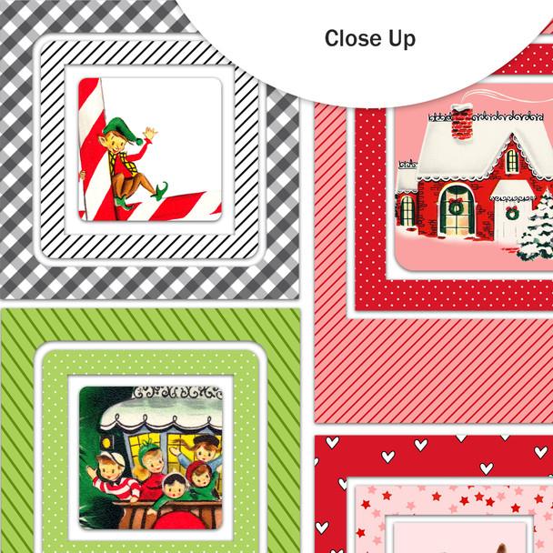 Die-Cuts | Merry & Bright Frames