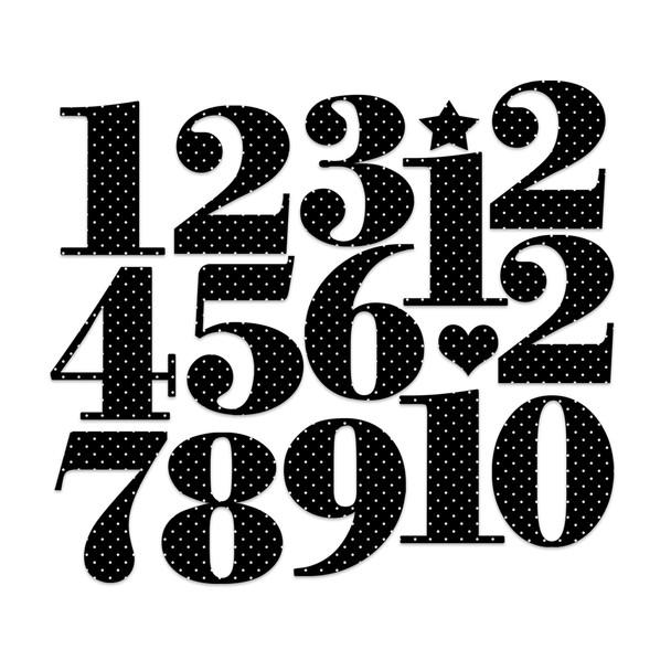 Die-Cuts | Nutcracker Numbers | Polka