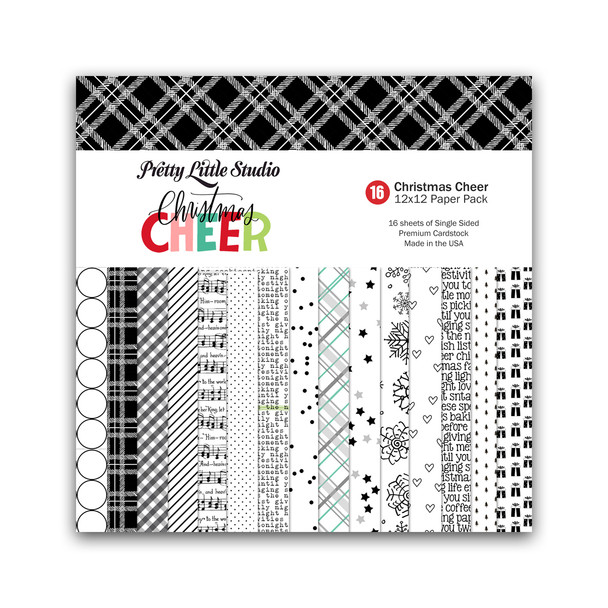 Paper Pack | Christmas Cheer 12x12 (single-sided)