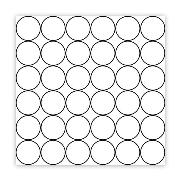 Clear | Ornament Balls 8x8