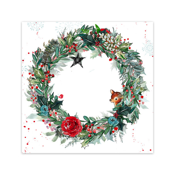 Paper Pack   Christmas Cheer 12x12 (double-sided)