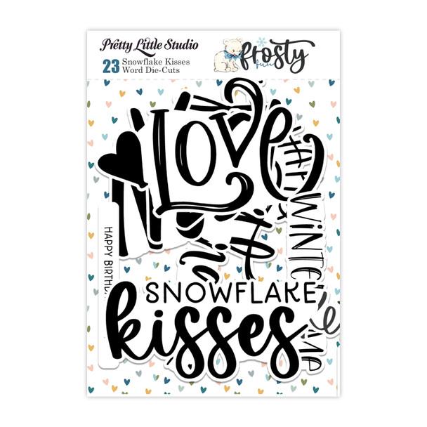 Die-Cuts   Snowflake Kisses