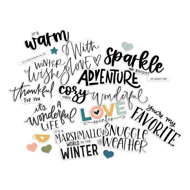 Die-Cuts | Winter Wishes