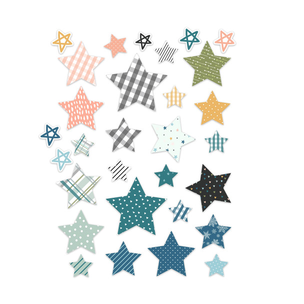 Die-Cuts | Winter Star