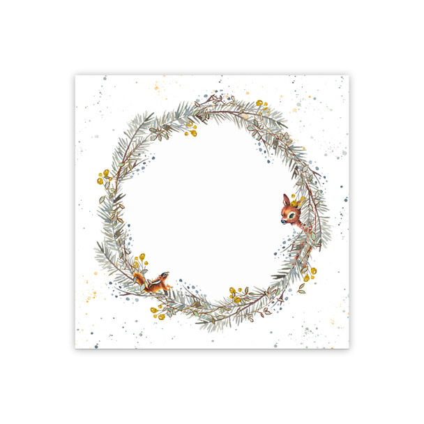 Paper Pack | Frosty 12x12 (single-sided)