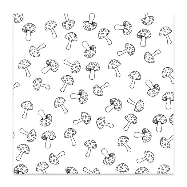 Paper | Mushroom Soup
