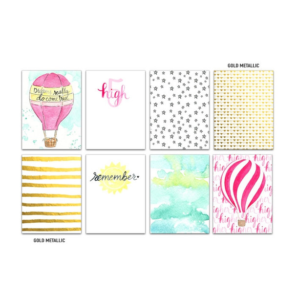 Journaling | High 5 | 3x4