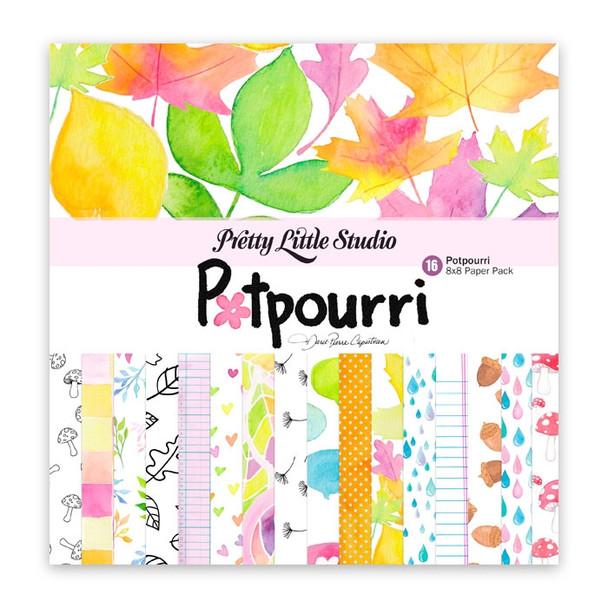 Paper Pack | Potpourri 8x8
