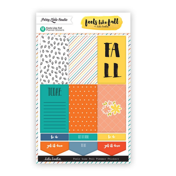 Stickers | Feels Like Fall Planner