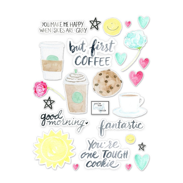 Die-Cuts | Coffee Time