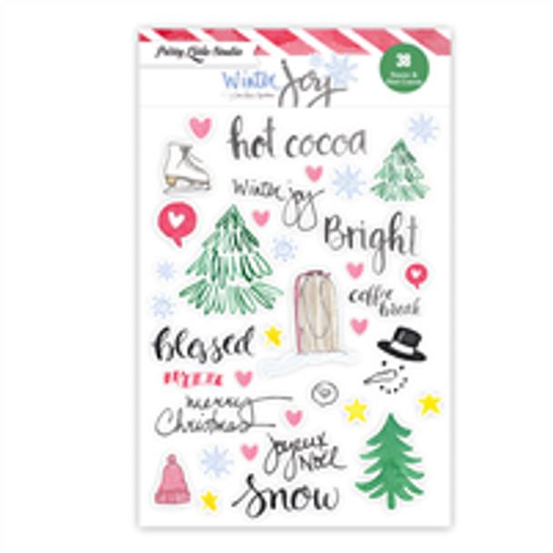 Stickers | Snow & Hot Cocoa