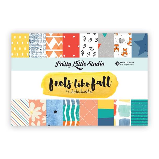 Paper Pack   Feels Like Fall 4x6