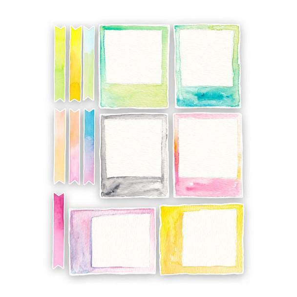 Die-Cuts   Potpourri Frames
