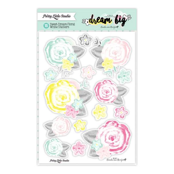 Stickers   Sweet Dream Florals