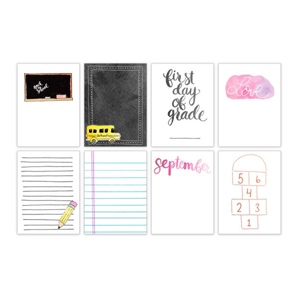Journaling | Back to School 3x4