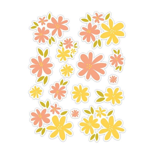 Die-Cuts | Autumn Blossoms