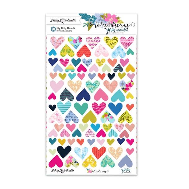 Stickers | Itty Bitty Hearts