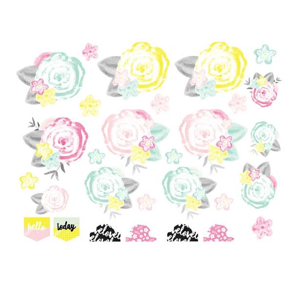 Die-Cuts | Sweet Dream Florals