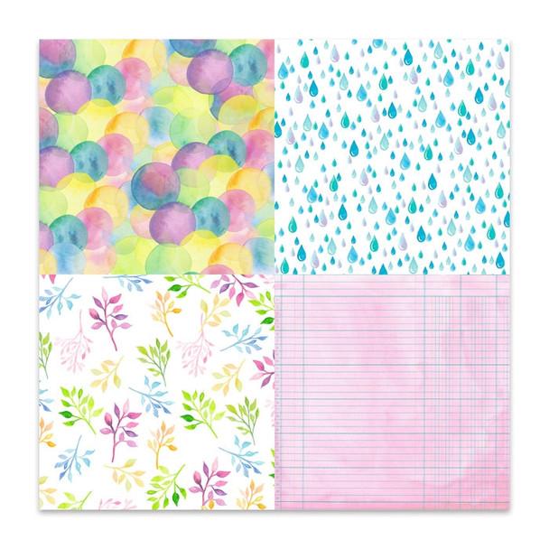 Paper | Spring Medley