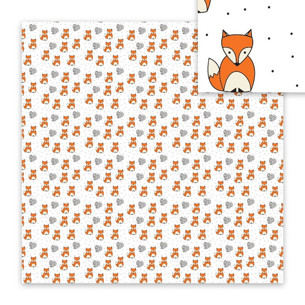 Clear | Feeling Foxy