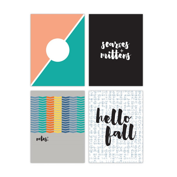 Journaling | Fall Adventures 3x4