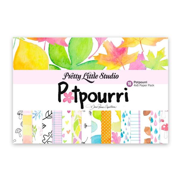Paper Pack | Potpourri 4x6