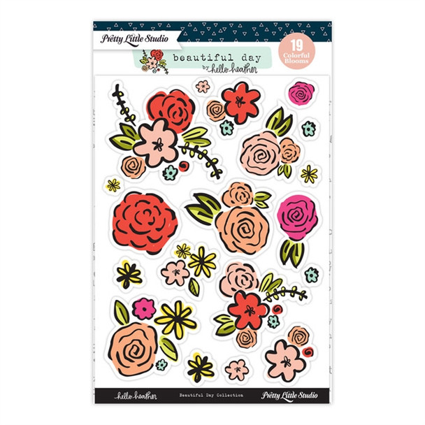 Stickers | Colorful Blooms