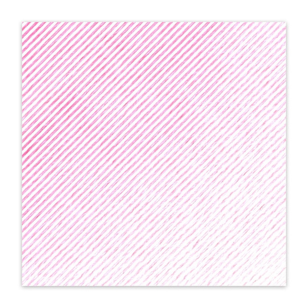 Clear | Diagonal - Pink