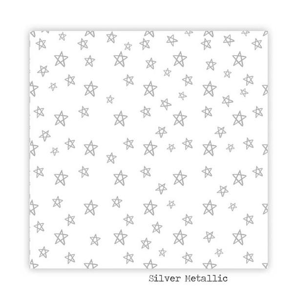 Metallic Clear | Midnight | Silver