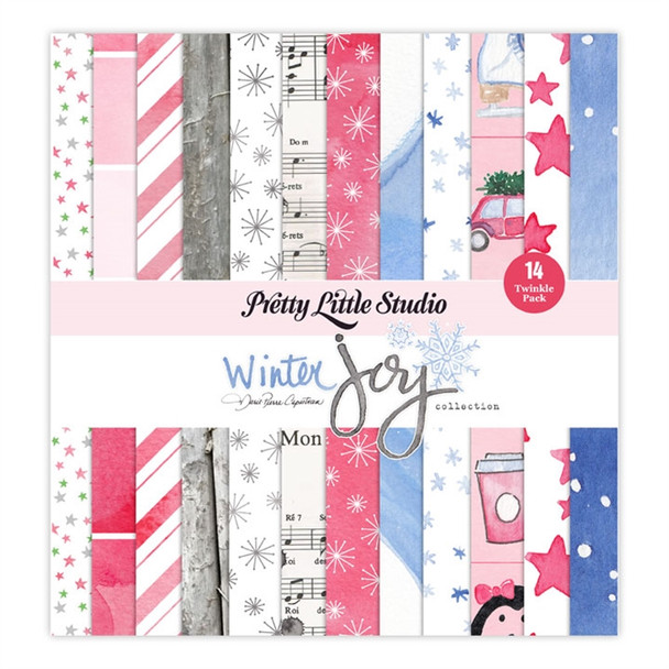Paper Pack | Twinkle 8x8