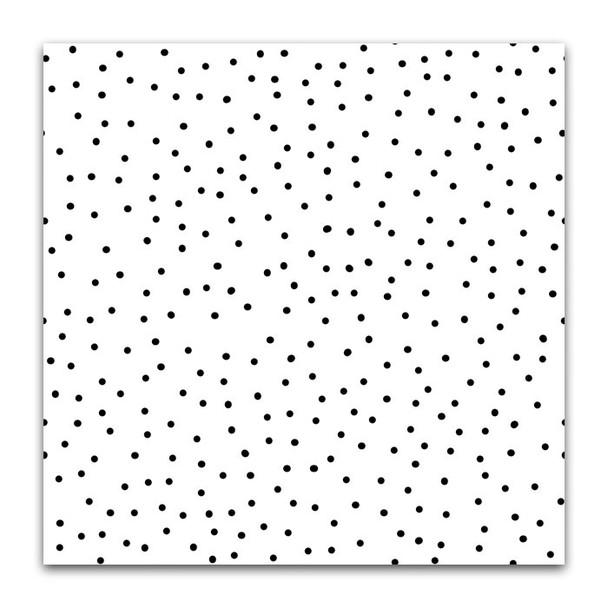 Paper | Polka Dance - Black
