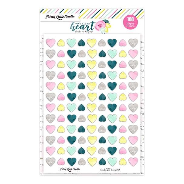 Stickers   Happy Hearts 1