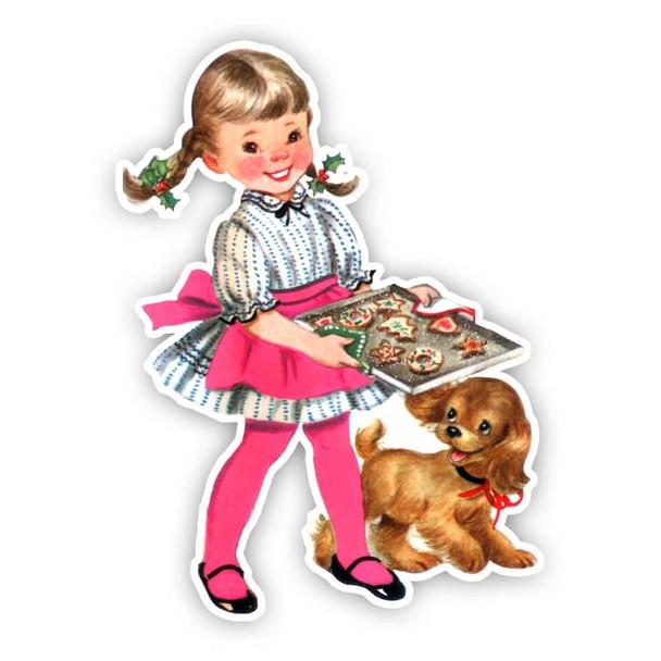Vintage Die-Cut   Cookie #2