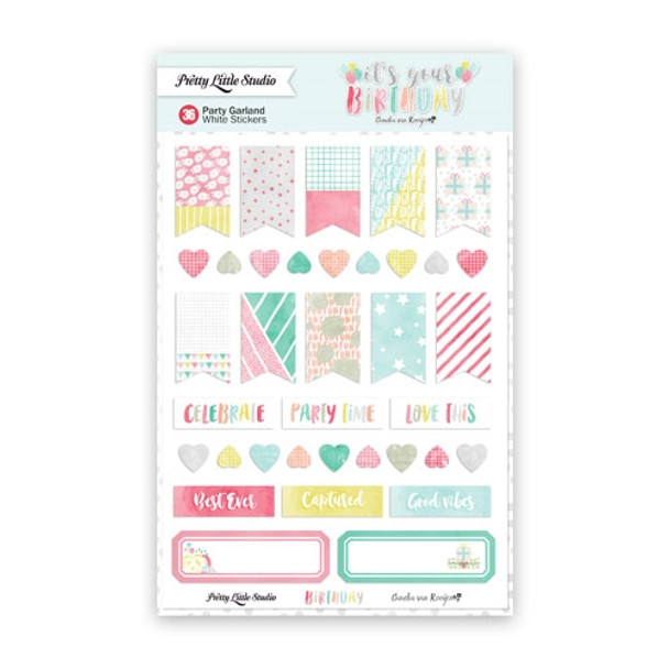Stickers | Party Garland