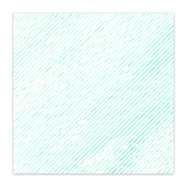 Vellum | Diagonal  - Blue