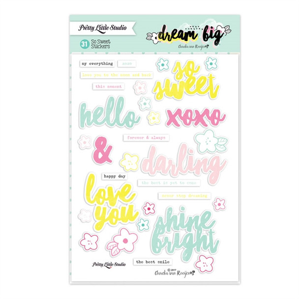 Stickers | So Sweet