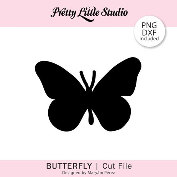 Cut File | Butterfly