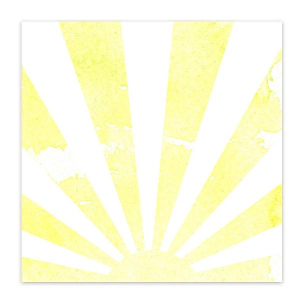 Vellum | Sunshine 8x8