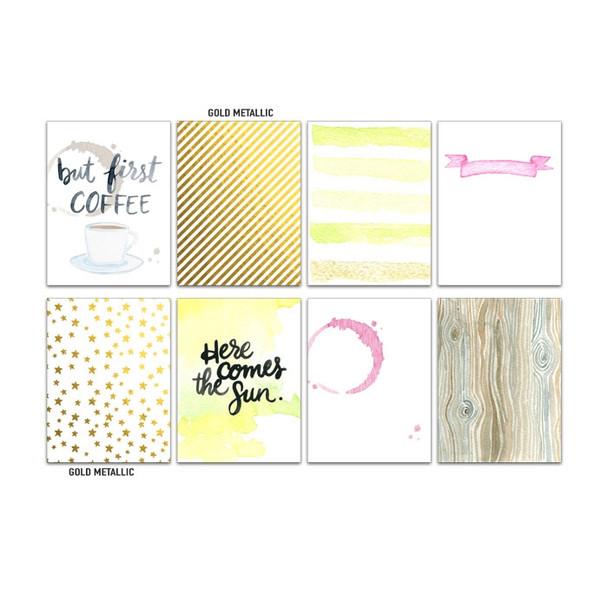 Journaling | Coffee Break 3x4
