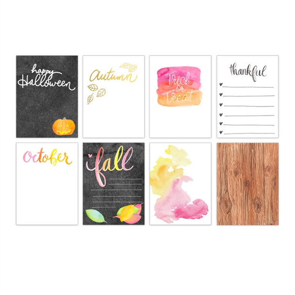 Journaling | Autumn 3x4