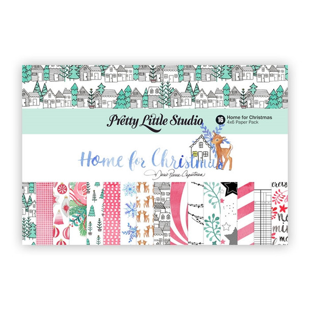 Paper Pack | Home for Christmas 4x6