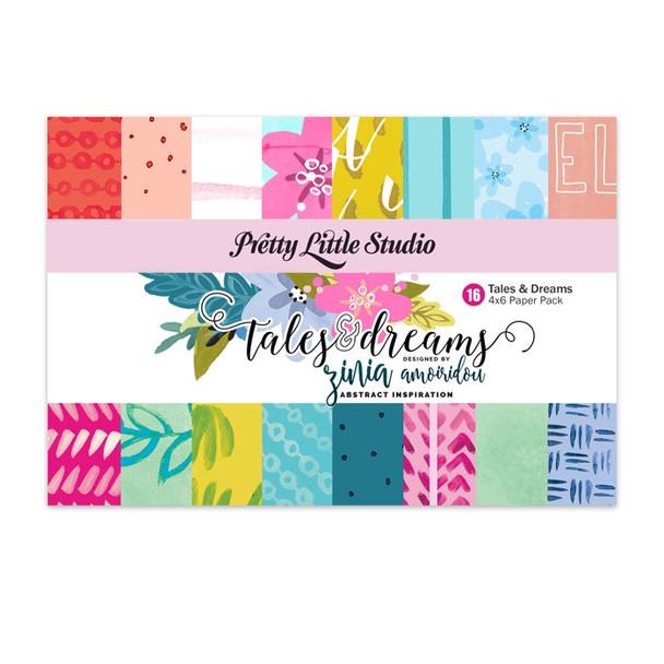 Pack   Tales & Dreams 4x6